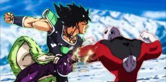 Dragon Ball Super: ¿Broly es más fuerte que Jiren?