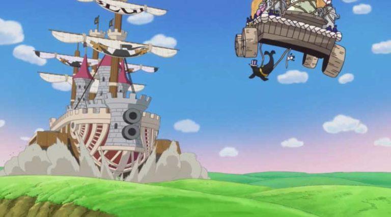 One Piece Episodio 861: Luffy vs Katakuri Segundo Round