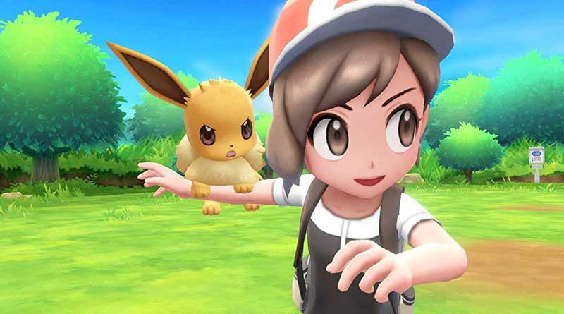 Pokémon: Let's Go! revisión del juego