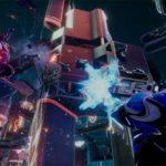 Crackdown 3 lanza material de juego para un solo jugador