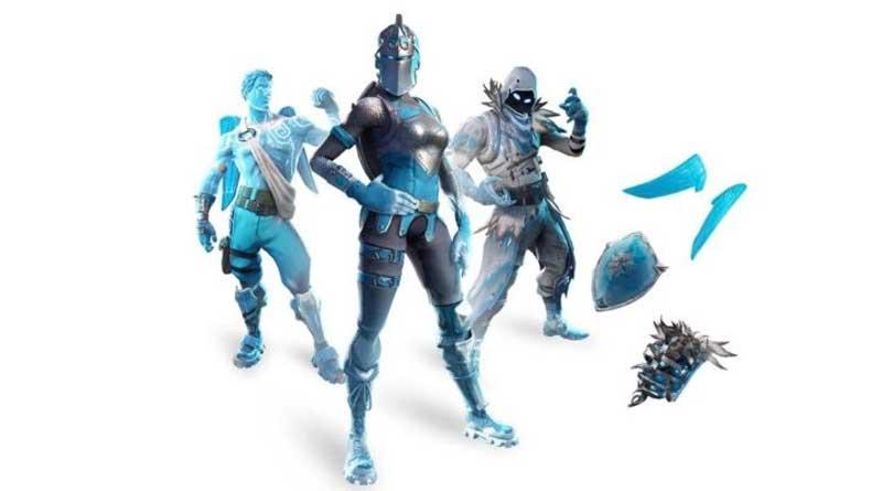FortniteFrozen Legends
