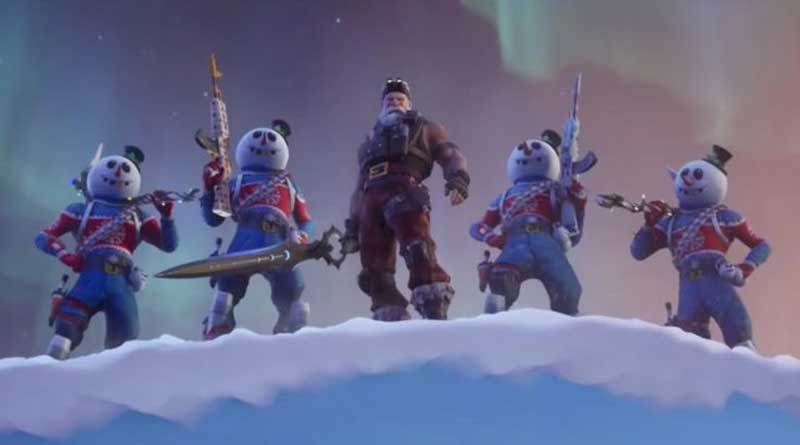 Fortnite Donde Encontrar Fuegos Artificiales Para La Temporada 7