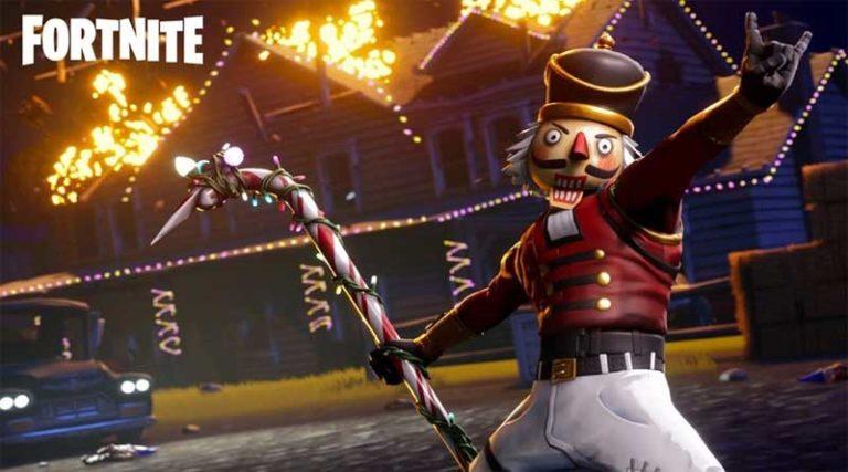 Fuga de Fortnite revela el paquete de inicio de Frozen Legends