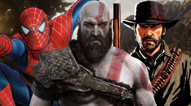 Los 10 mejores juegos de 2018