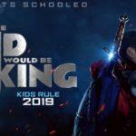 Nuevo trailer y cartel para la película The Kid Who Would Be King