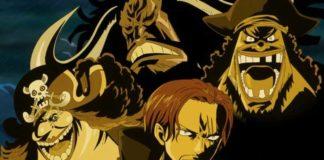 Los 10 comandantes de los Yonkous más poderosos en One Piece