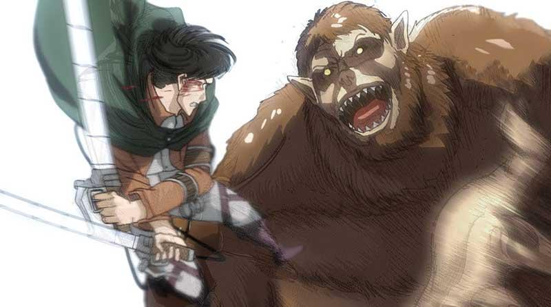 Attack on Titan Capítulo 112 Spoilers: ¿Levi podría morir pronto?