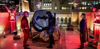 El Arrowverse no pudo usar la señal de murciélago de Gotham en Elseworlds