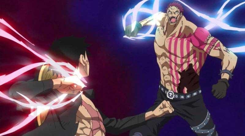 Episodio 869 de One Piece