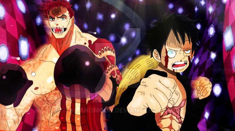 One Piece Episodio 867: Luffy vs Katakuri - Una batalla de hombres