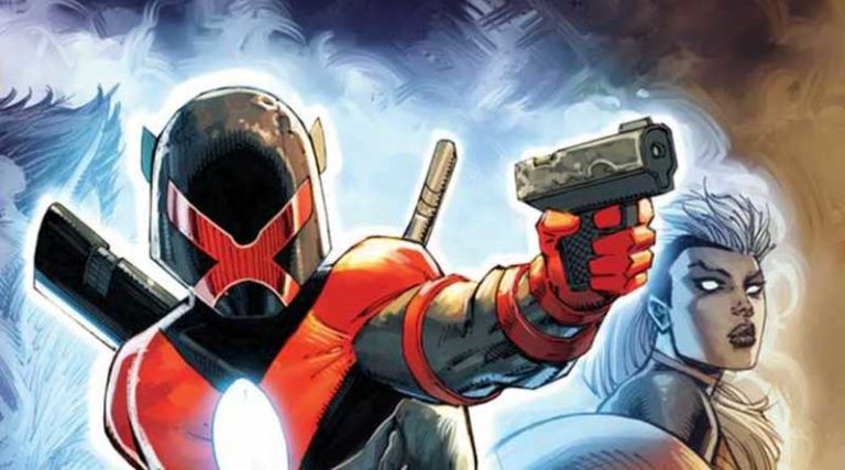 Marvel revela el nuevo personaje de X-Men 'Major X' del creador de Deadpool