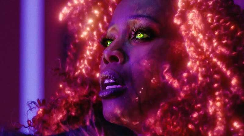 Starfire Titans by DC universe