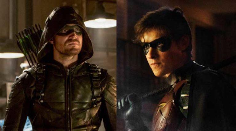 ¿Cómo se comparan los titanes recién llegados a los espectáculos de Arrowverse veteranos de DC?
