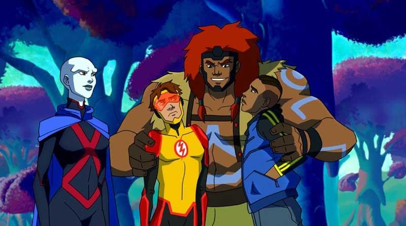 Young Justice temporada 3 episodio 5 Revisión: Misión ausente