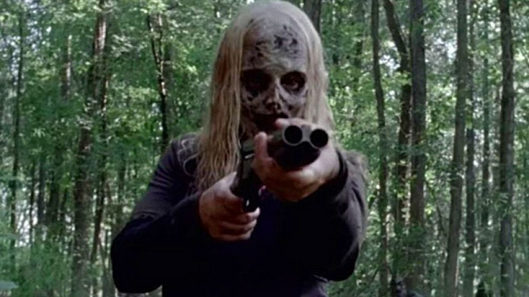 Samantha Morton, de The Walking Dead, no cree que Alpha sea un villano