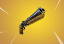 Epic Games: no hay planes de devolver la Escopeta Doble a Fortnite