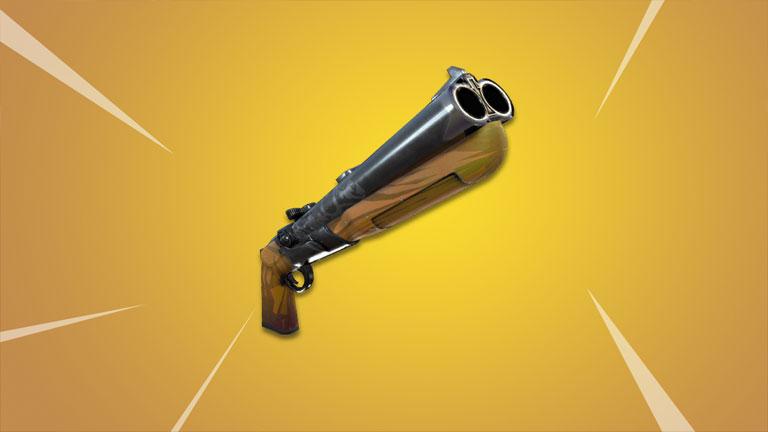 Epic Games: no hay planes de devolver la Escopeta Doble a Fortnite