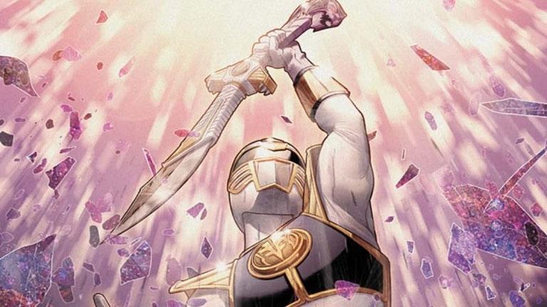 Los cómics de los Power Rangers están a punto de entrar en una edad de oro