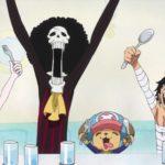 One Piece Episodio 878