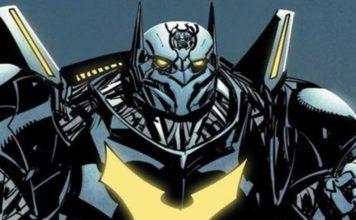 """""""Un disfraz de Batman en forma de Transformer"""""""