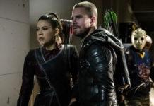 Arrow reescribe su propia historia con impactante revelación de emiko