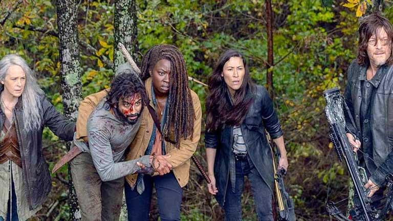 El productor de Walking Dead revela por qué las víctimas fueron seleccionadas