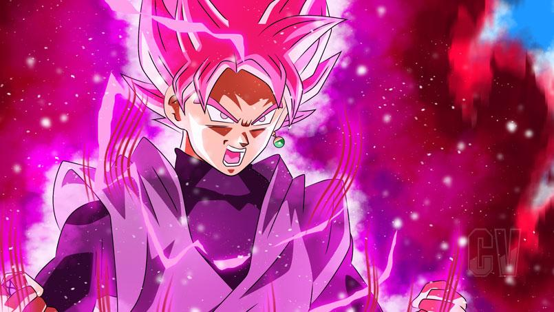 Superioridad de Goku Black