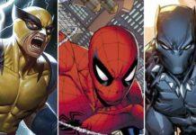 Heroes Marvel Halloween